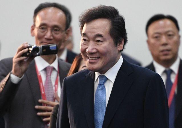 韩国总理李洛渊