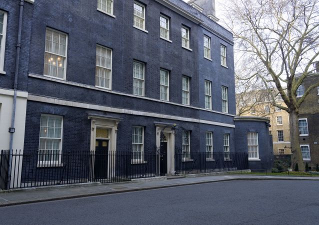 英国首相办公室在伦敦