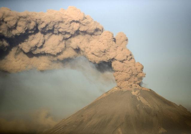超级火山喷发将造成全球灾难