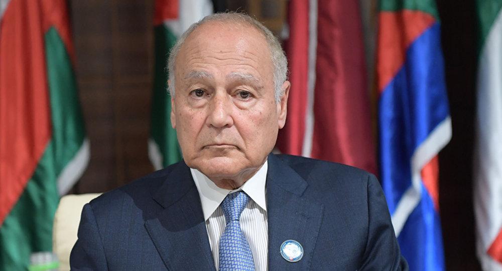 阿拉伯国家联盟秘书长盖特
