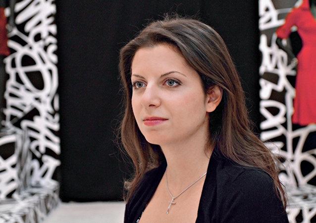玛加丽塔·西蒙尼扬