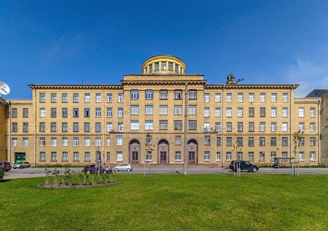 莫扎伊斯基军事航天学院