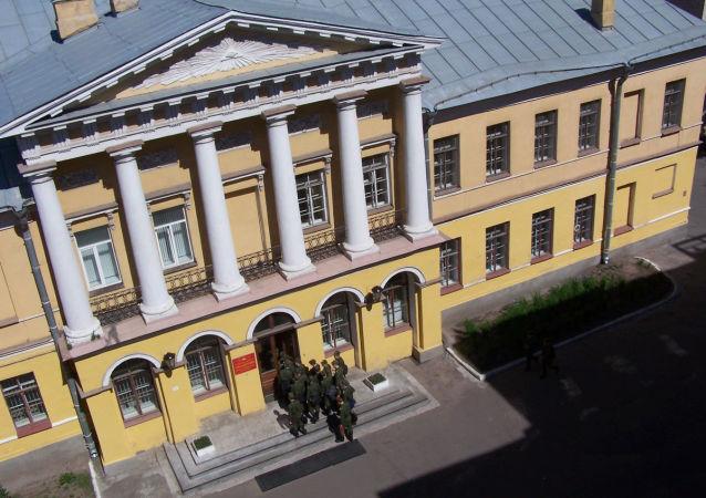 媒体:圣彼得堡军事学院爆炸案嫌疑人为该校老师