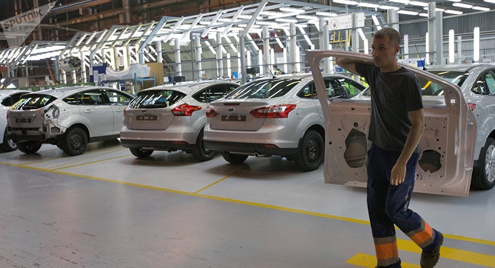 福特汽车两家美国工厂因新冠疫情暂时停产