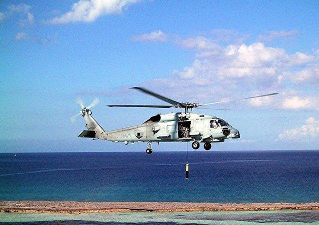 特朗普证实美印将签直升机销售合同