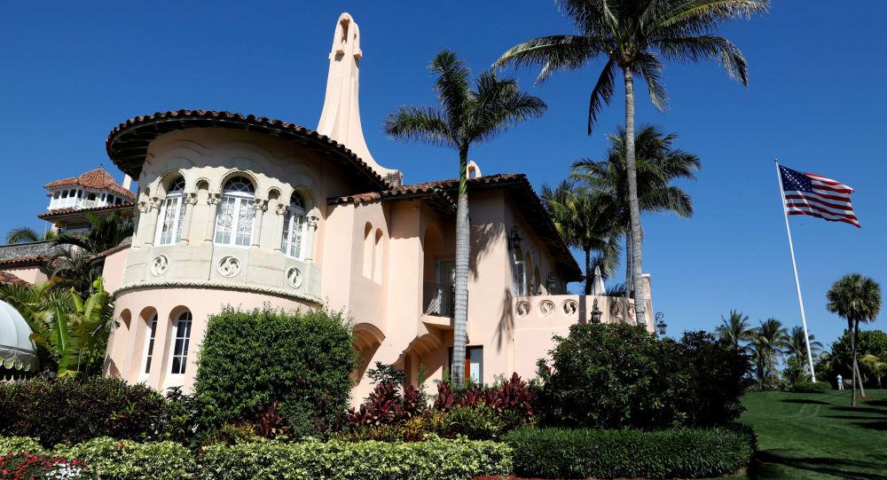 特朗普可能要被迫从佛罗里达州的官邸搬出