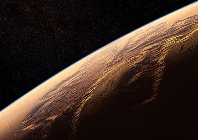 科学家:2030年前将在火星上建成基地 70年后将建成百万人口大城市