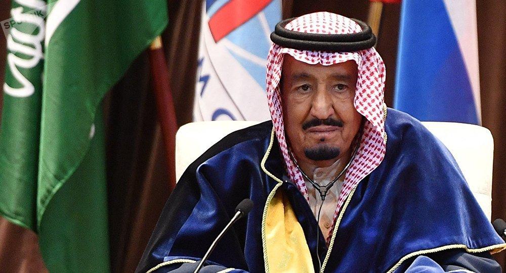 沙特阿拉伯国王萨勒曼·本·阿卜杜勒-阿齐兹·阿勒沙特