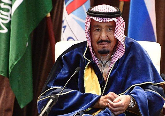 沙特阿拉伯国王萨勒曼•本•阿卜杜勒-阿齐兹