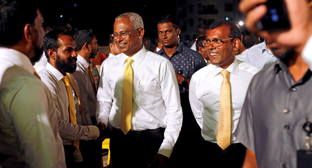 专家:马尔代夫无法放弃与中国走近政策