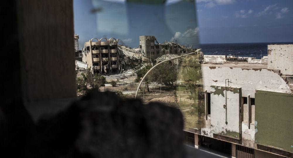 克宫:普京与埃及总统塞西通电话讨论利比亚局势