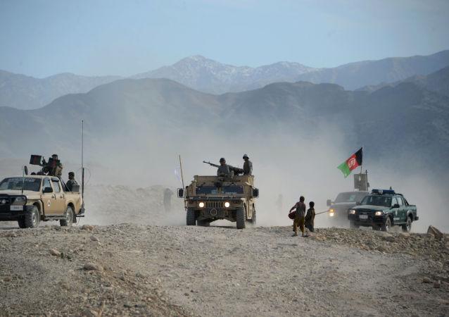 阿富汗政府军