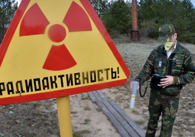 美国公开切尔诺贝利核电站事故情报报告