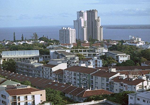 莫桑比克首都马普托