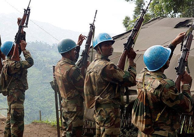 新德里已从利比亚撤出维和人员