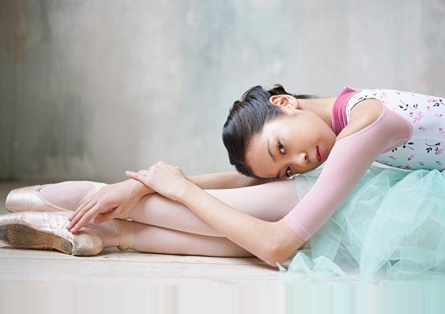 汤佳诺-芭蕾舞舞者