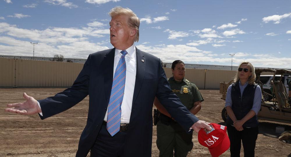 特朗普计划宣布新的全国紧急状态 以对墨西哥输美商品加征关税