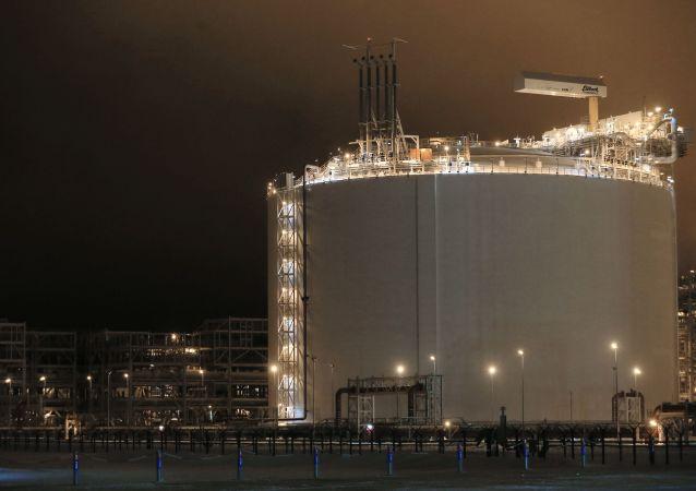 亚马尔液化天然气厂