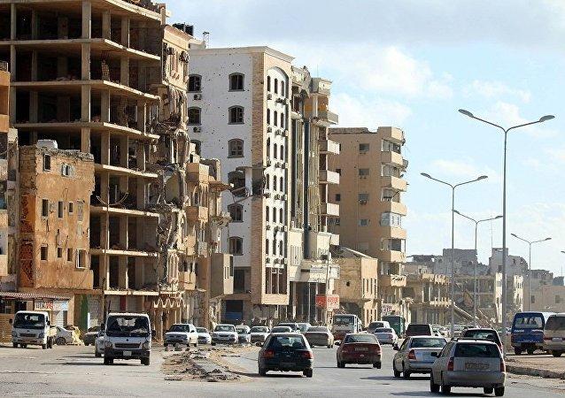 普京:利比亚冲突各方应协商解决管理国家的人选