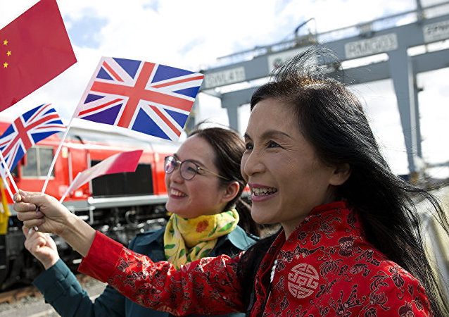 中英将在下周讨论脱欧后的两国关系