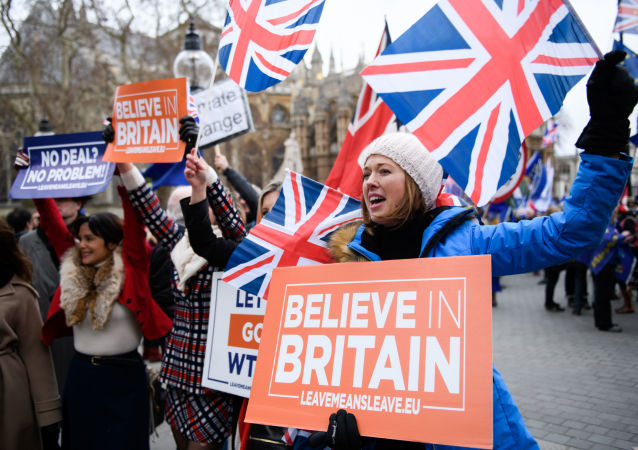 中国将受益于英国无协议退欧