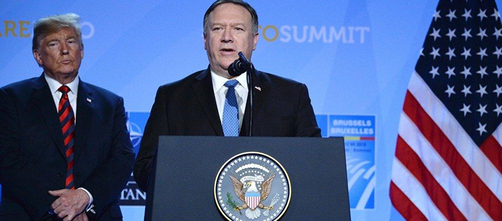 伊朗对特朗普以及美国一系列官员实施制裁