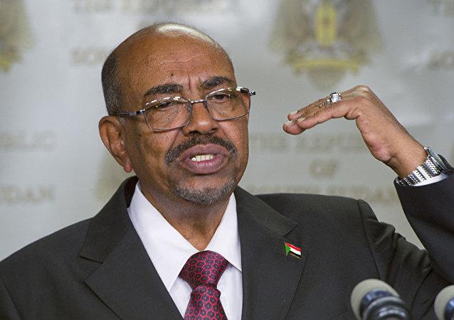 苏丹的前总统奥马尔·巴希尔