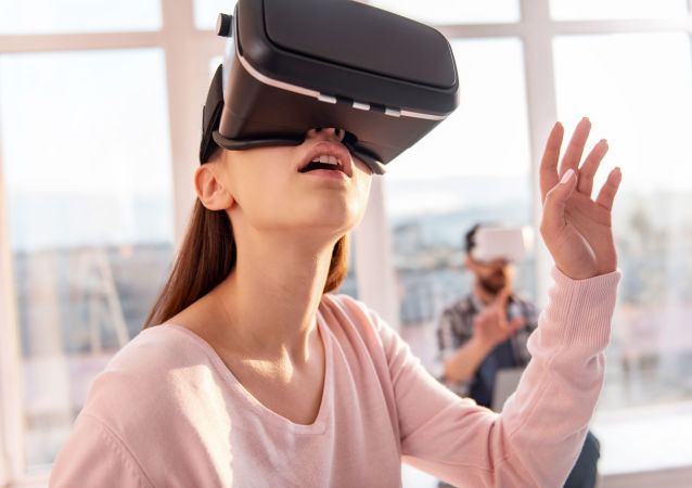 俄媒:中国将建虚拟现实科创城