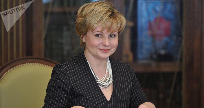 加加林大女儿叶琳娜