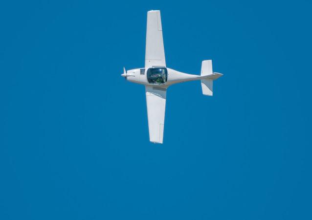 小狗触碰飞机操控器导致空难