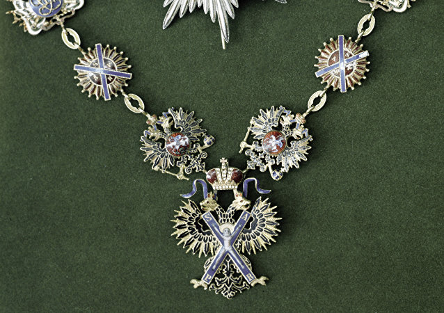 圣安德列勋章