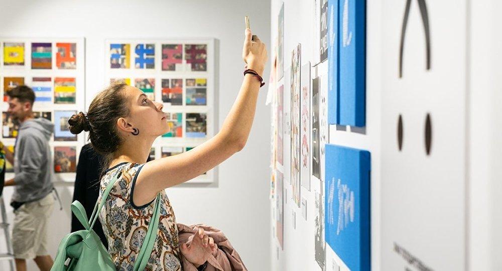 俄中书法作品展将在俄国家杜马举行