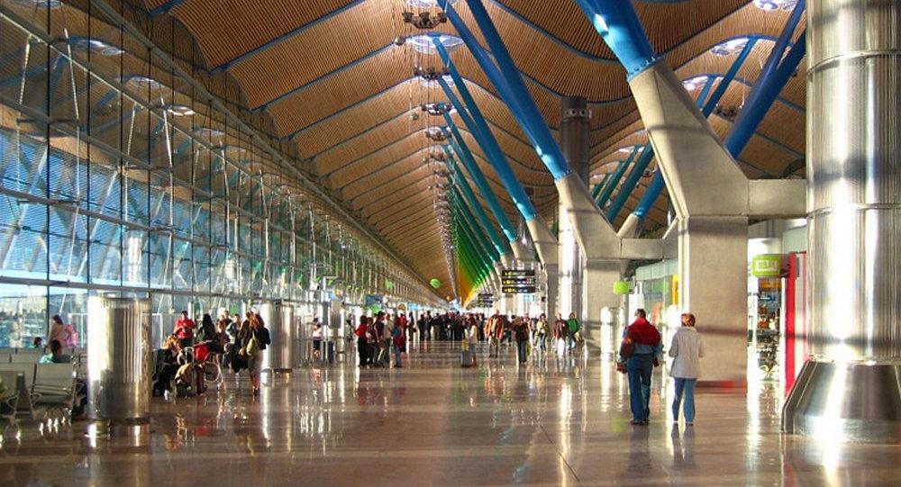 马德里机场