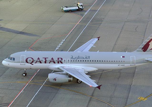 卡塔尔航空集团的客机