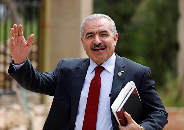 巴勒斯坦总理:如果约旦河西岸被吞并 巴方将以1967年边界为基础宣布独立