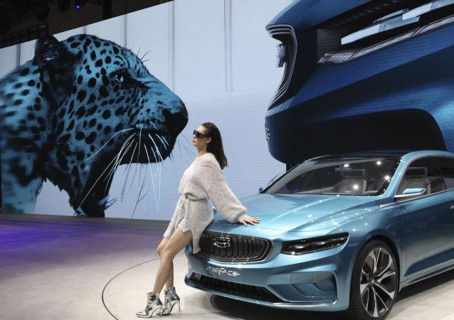 中国汽车品牌6月在俄销量排名出炉 吉利领先