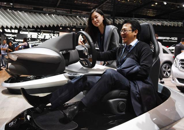 戴姆勒首席执行官称在2030年前中国都是奔驰的主要市场