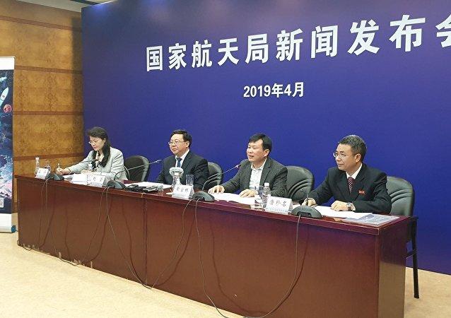 中国国家航天局:2018年中国共实施38次宇航发射 航天国际合作取得新成果