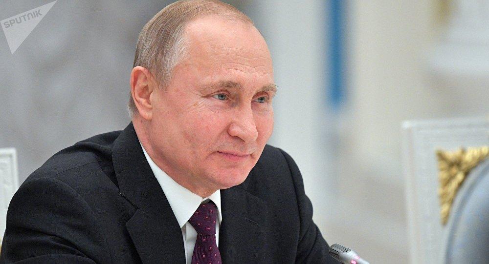 俄罗斯联邦总统弗拉基米尔∙普京