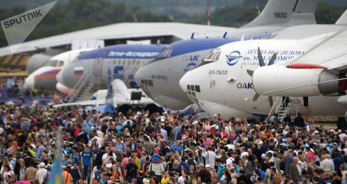 中国首次成为莫斯科航展联合承办国,有哪些亮点?