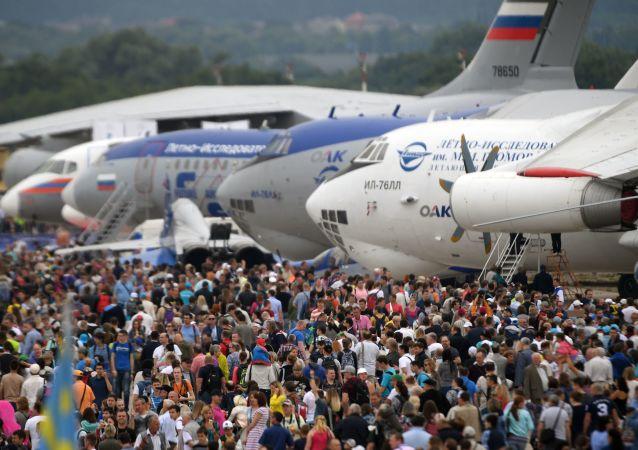 俄喀琅施塔得集团将在2019莫斯科航展上首次展示7吨级垂直起降无人机