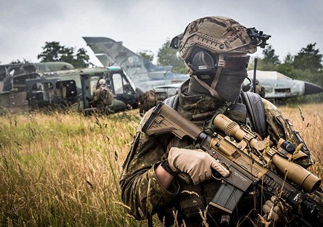 北约秘书长:部分美军撤出德国的过程不会很快