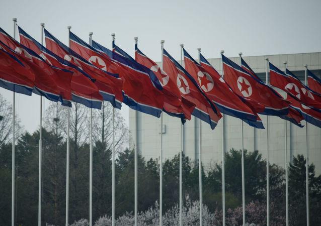 韩国非政府组织散发反朝传单后 朝鲜加强边境保护措施