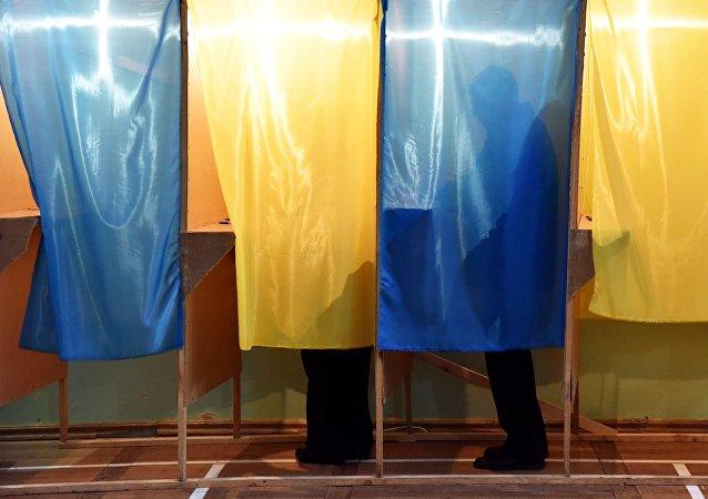 乌克兰超1100万选民未参加总统选举第二轮投票