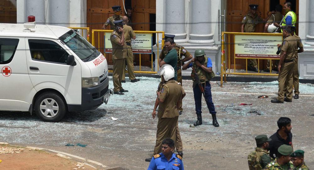 斯里兰卡爆炸4名中国学者失联 研究所已派人前往