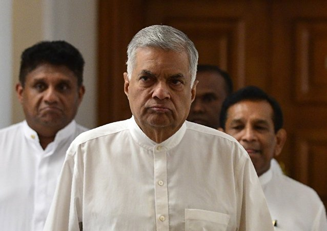 斯里兰卡总理维克勒马辛哈