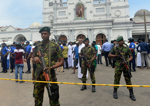 斯里兰卡警方拘捕24名爆炸案嫌疑人