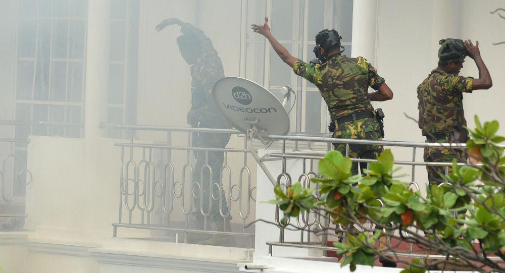 斯里兰卡连环恐怖袭击的背后有什么力量?