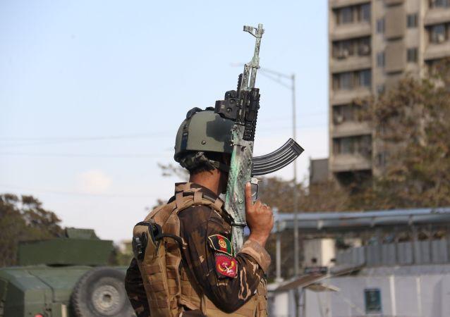 媒体:一名IS头目在阿富汗被消灭