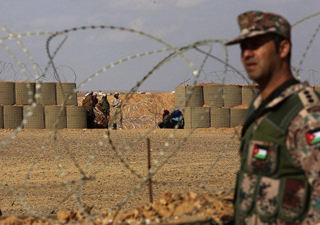 鲁克班难民营(资料图片)